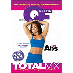 QUICK FIX: TOTAL MIX: The Absolutely Amazing Workout System