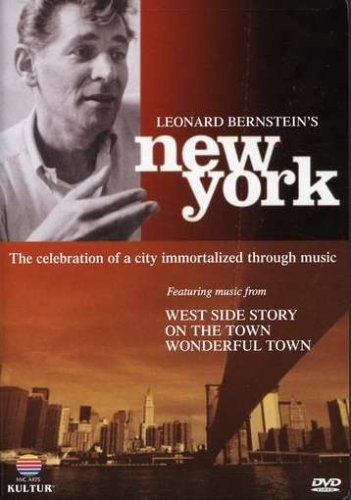 Leonard Bernstein's New York [DVD] [Region 1] [US Import] [NTSC]