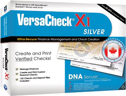 Versacheck X1 Silver