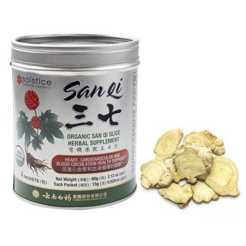 usda-organic-yunnan-baiyao-san-qi-slicepseudo-ginseng-herbal-supplement-60g-by-yunnan-baiyao