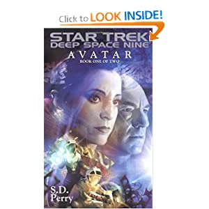 Avatar Book One (Star Trek Deep Space Nine) (Bk. 1) by S.D. Perry