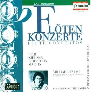 Martin F.: Ballade for Flute