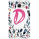 AMAN Pattern D 3D Back Cover For Samsung Galaxy A7 2016