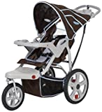 InStep Safari Single Stroller (Blue/Brown)
