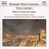 Thalberg: Piano Concerto in F Minor / Souvenirs De Beethoven