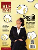 img - for The Social Law Firm - July 2012 (Bigger Law Firm Magazine Book 9) book / textbook / text book
