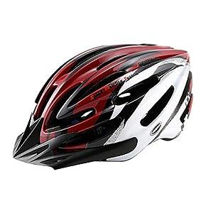 Rainbow flower Riding helmet bicycle helmet integrally molded MTB bicycle riding equipment