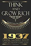 img - for Think and Grow Rich - 1937 Original Masterpiece book / textbook / text book