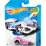 Hot Wheels - Color Shifters Skull Crusher