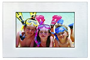 Polaroid XSA-010169 10.2-Inch Digital Picture Frame (Silver)