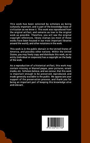 Monographs. Monograph Series Volume 3-6
