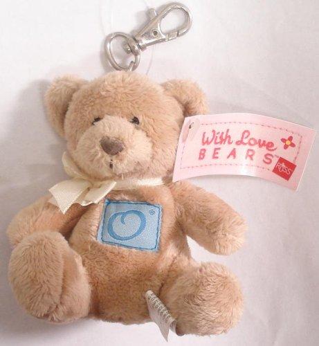 Russ Berrie With Love Bears 4