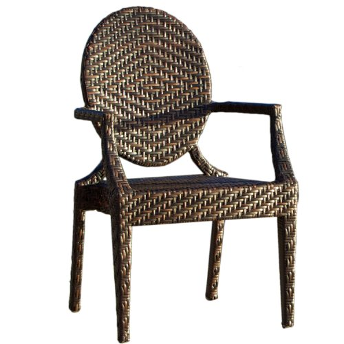 Townsgate Wicker Outdoor Chair image