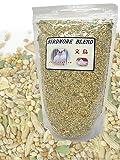 【BIRD MORE】皮つき穀物ヘルシー配合 BEST BALANCE 文鳥用1kg