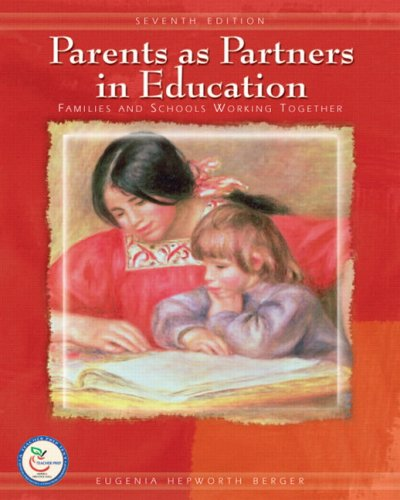 Parents as Partners in Education: Families and Schools...