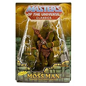 Masters of the Universe Classics - MOSS MAN unflocked ears