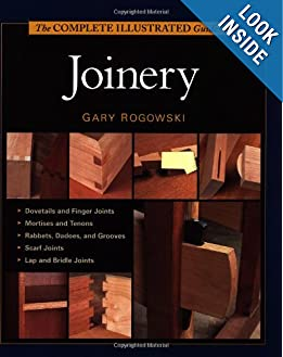 The Complete Illustrated Guide To Joinery e-book downloads