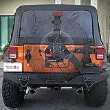 Rugged Ridge 11546.25 XHD Generation II Swing and Lock Tire Carrier