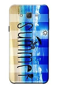 Samsung Galaxy J5 Back Cover KanvasCases Premium Designer 3D Printed Lightweight Hard Case