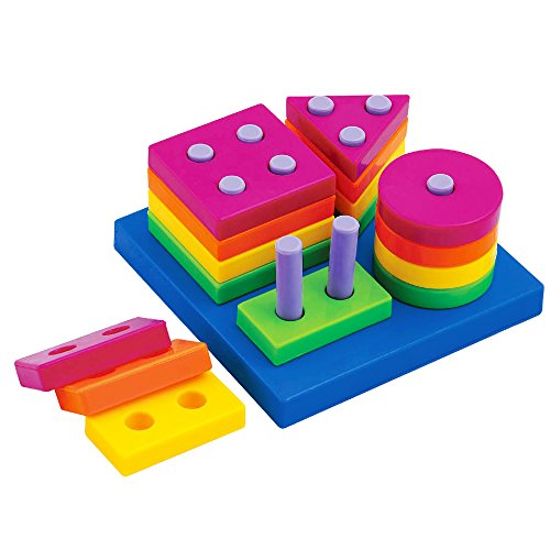 <b>Wishland My First Shape Sorting Puzzle</b>