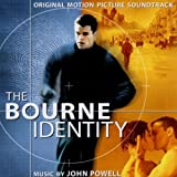 "The Bourne Identityvon ""John Powell"""