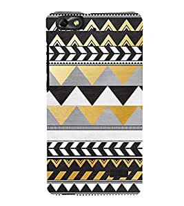 EPICCASE liaison angles Mobile Back Case Cover For Huawei Honor 4C (Designer Case)