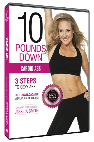 10 Pounds Down: Cardio Abs Dvd
