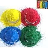 OM Bhakti Color (Four) Rangoli pack