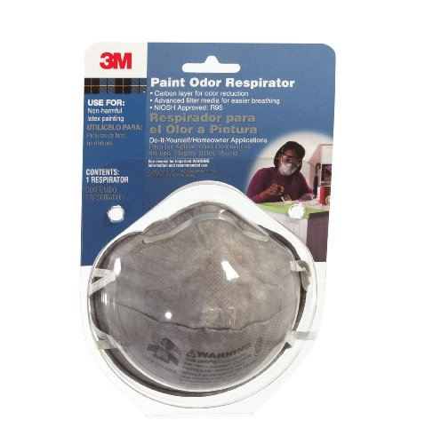 3M 8247HA1-A Workshop Odor Respirator