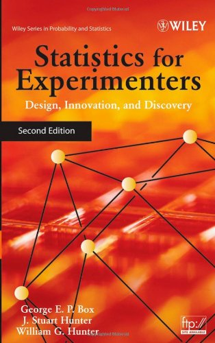 Statistics for Experimenters: Design, Innovation, and...