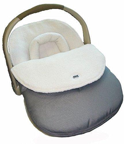 Jolly Jumper Waterproof Cuddle Bag Gray - 1