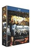 L'Apocalypse au cin�ma - Coffret - Je suis une l�gende + The Last Day + Pr�dictions [Blu-ray]