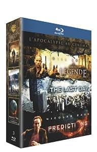 L'Apocalypse au cinéma - Coffret - Je suis une légende + The Last Day + Prédictions [Blu-ray]