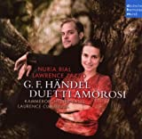 echange, troc  - Haendel - Duetti amorosi / Rial, Zazzo, KammerorchesterBasel, Cummings