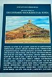 img - for Apuntes Para Un Diccionario Biografico de Soria by Jose Antonio Perez-Rioja book / textbook / text book