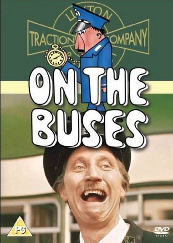 On-the-Buses-Volume-2-Radio-Control-Foggy-Night-The-New-Uniforms-DVD-1970-by-Reg-Varney