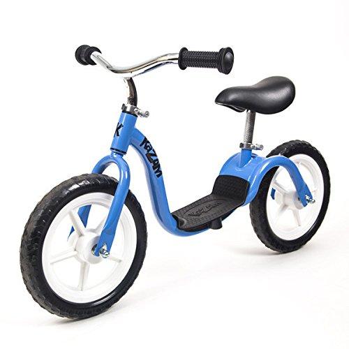 kazam-v2e-no-pedal-balance-bike-12-inch-blue