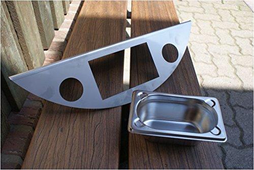 Smokereinsatz/Räuchereinsatz für 67 Weber Kugel (ähnlich Smokenator)BBQ-Smoker jetzt bestellen