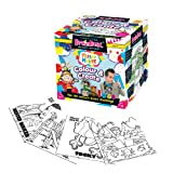 Brainbox Mister Maker Colour and Create Memory Game