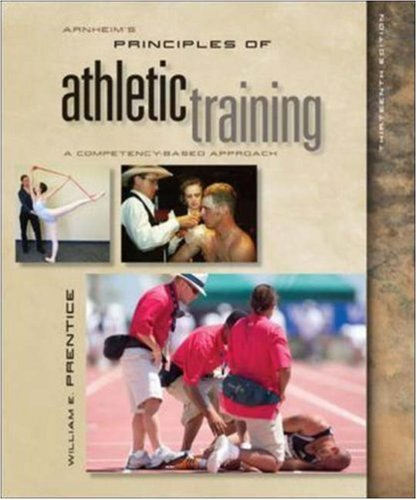 Arnheim's Principles of Athletic Training: A Competency-Based Approach PDF