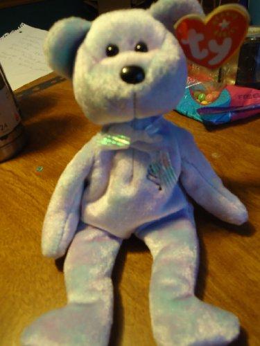 TY Beanie Baby Issy Bear Four Seasons Hotel Sydney - 1