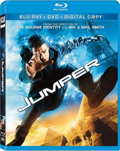 Телепорт / Jumper (2008) BDRip 720p от HQ-ViDEO | Open Matte