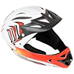 Mongoose Fullface Hardshell Bicycle Helmet (Youth)