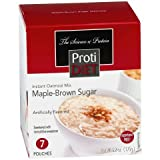 Protidiet Maple-Brown Sugar Instant Oatmeal Mix