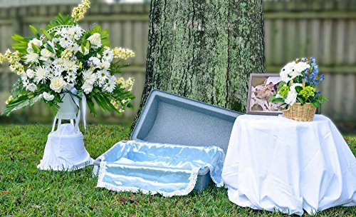 The Loving Touch Fauxcrete® Medium Pet Casket