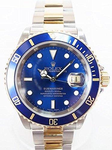 ROLEX(ロレックス) 腕時計 サブマリーナ デイト 16613 P番 中古