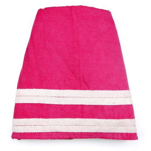 Kate Quinn Organic Classic Crib Skirt, Onesize (Carnation)