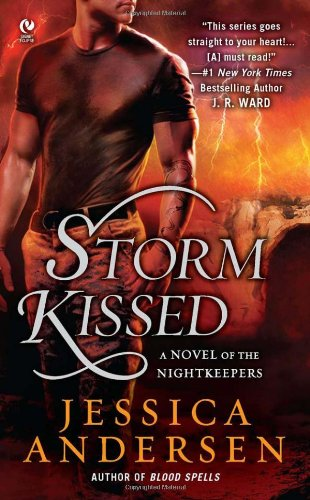 Image of Storm Kissed: A Novel of the Nightkeepers (Final Prophecy)
