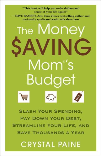 51uoSdX uhL. SL500  The Money Saving Moms Budget  Book Review & Giveaway *closed*
