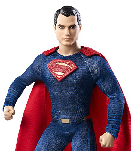 Barbie Collector Batman v Superman: Dawn of Justice Superman Doll at Gotham City Store
